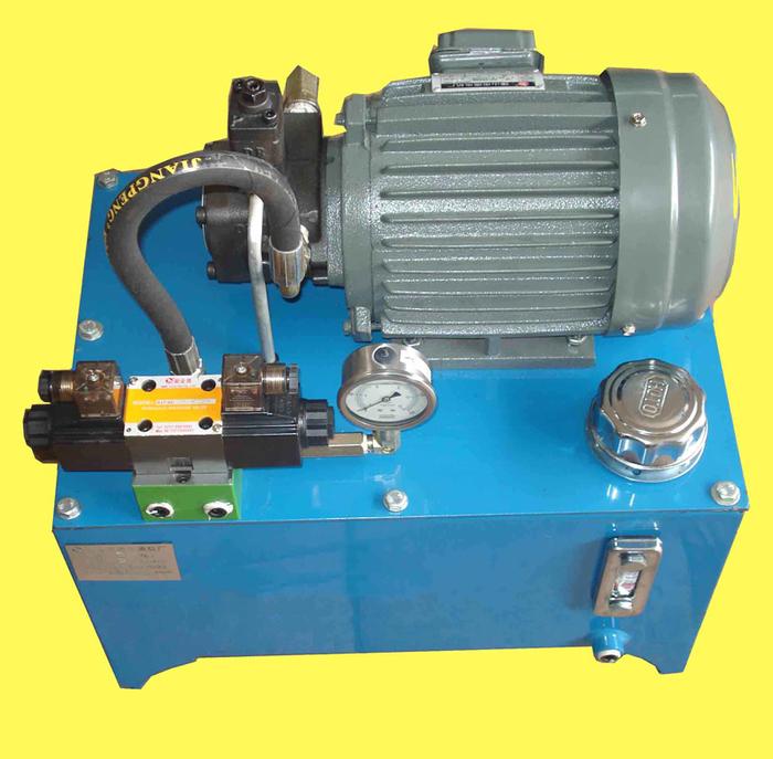 小型液壓系統